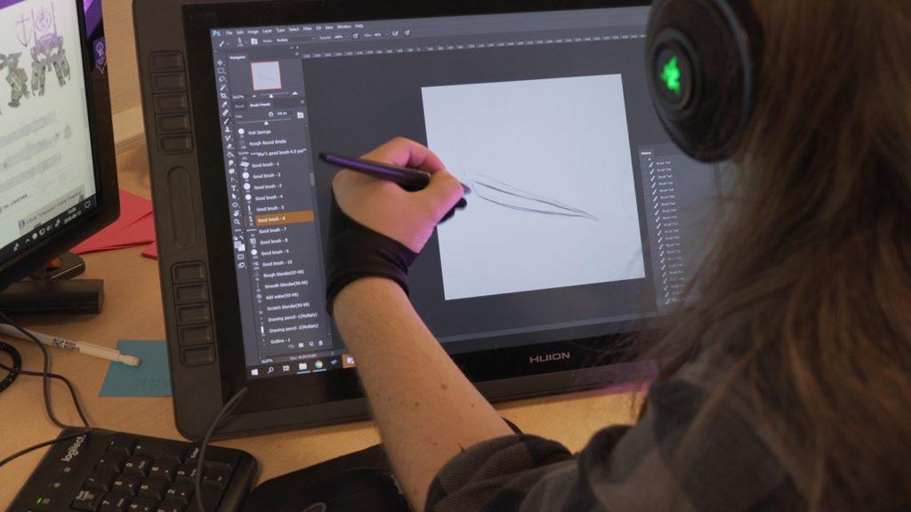 FutureGames Indiespelutvecklare Game Design Boden - Game design software